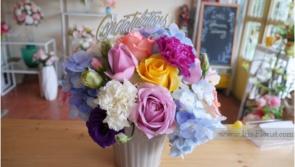 แจกันดอกไม้
